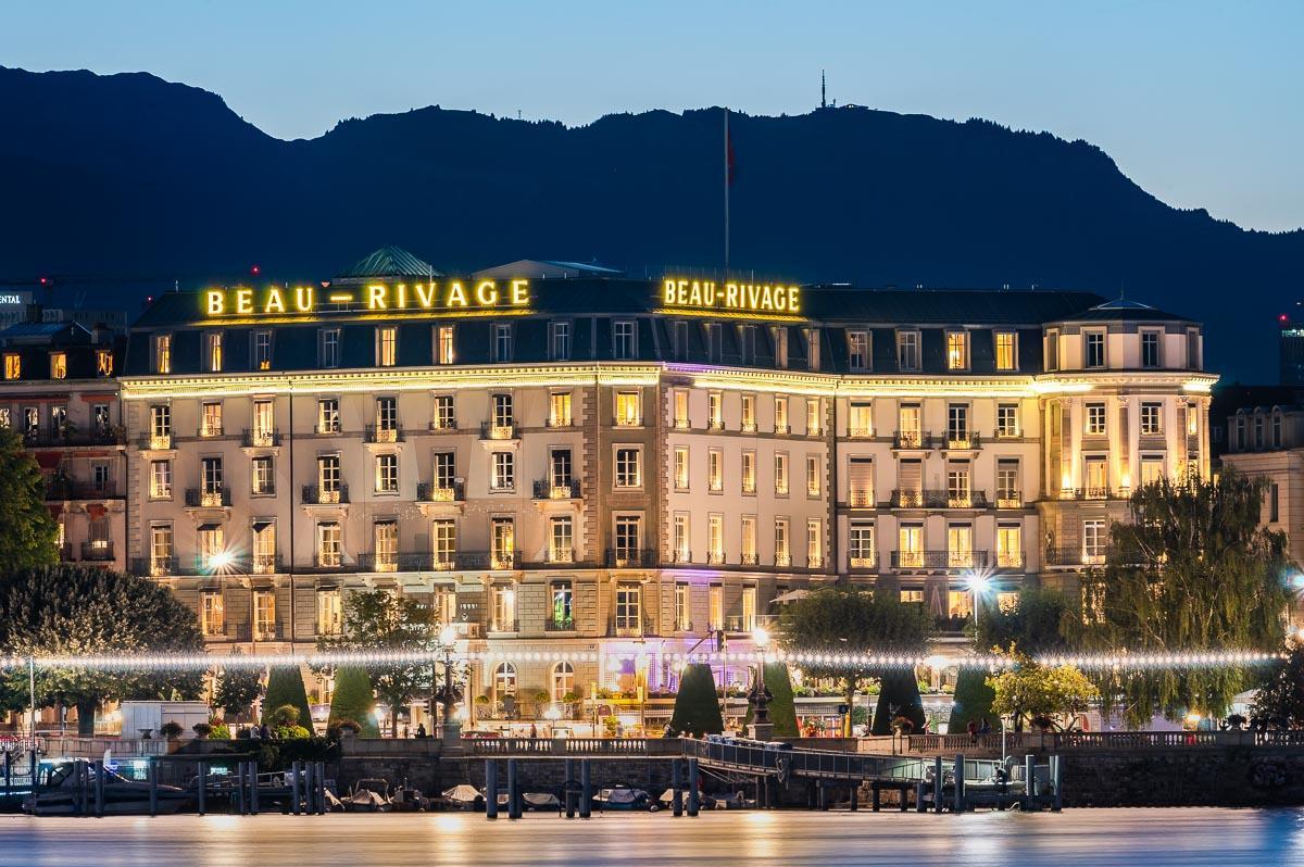 Beau Rivage Genève